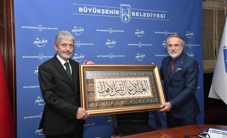 """Doç. Dr. Mustafa Tuna: """"Ankara için değer üretmeye devam edeceğiz"""""""