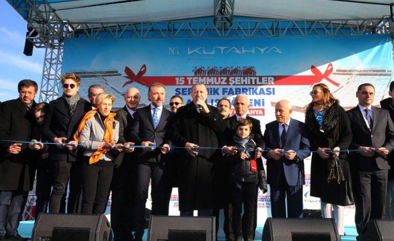 Erdal Güral'dan Cumhurbaşkanı'na Yeni Fabrika Sözü