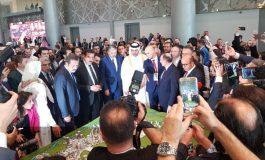 Emlak Konut GYO, Katar'da Kanal İstanbul'u Anlattı