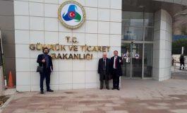 TÜRKSİAD Başkanı ve EMFED Genel Başkanı Yardımcısı  Mehmet Sert'ten Ticaret ve  Sanayi Sektörü ile  Emlak Bilirkişiliği İçin Önemli Açıklamalar