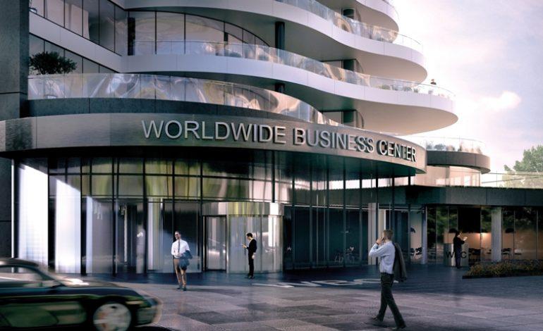 Ataşehir'in yeni iş merkezi WBC, LEED Gold Sertifikasıyla dikkat çekiyor