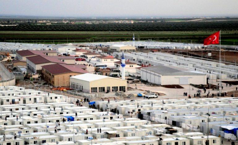 Suriyeliler için kalıcı konut planı