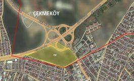 Çekmeköy'deki 20 dönümlük askeri alan imara açıldı