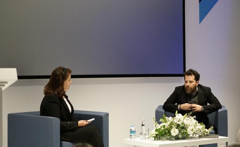 """Daikin'in """"Başarı ve İnsan"""" Söyleşileri  Nef CEO'su Erden Timur ile başladı"""