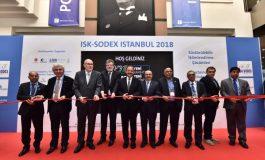 İklimlendirme endüstrisinin lider fuarı ISK-SODEX kapılarını açtı