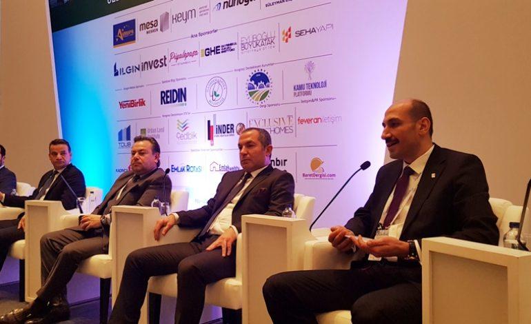 """Seha Yapı Genel Müdürü İskender Uslu: """"Belediyeler, şehirleri gelecek nesiller için hazırlıyor"""""""