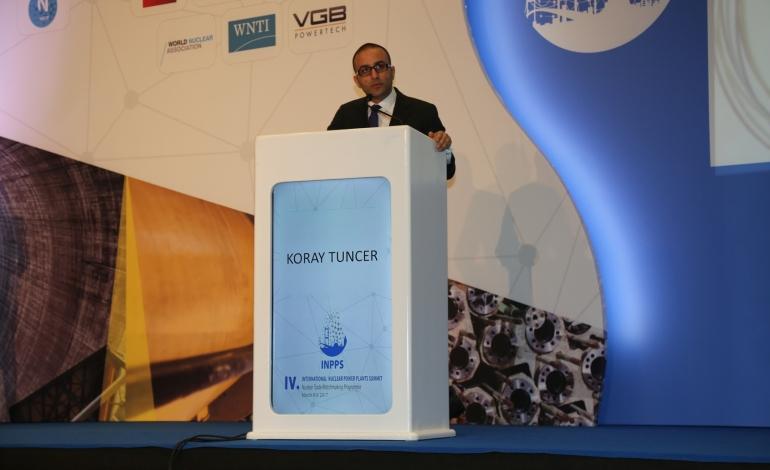 5. Uluslararası Nükleer Santraller Zirvesi ve Fuarı, 6-7 Mart 2018'de İstanbul'da düzenleniyor