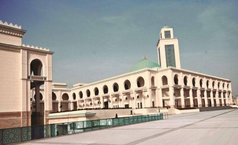 Cezayir'in En Büyük Camisi Kayı İnşaat'tan