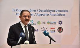 Bakan Özhaseki: Yılda 500 bin konutu değiştireceğiz