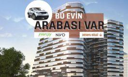 Nivo Ataköy'de Arabalı Kampanya