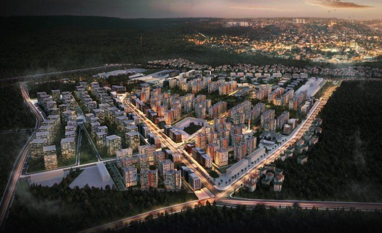 Antalya'nın en yeni caddesi: Sur Cadde