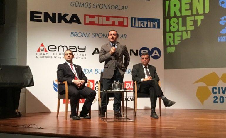 Türkiye Çimento Müstahsilleri Birliği CivilCon'da Geleceğin İnşaat Mühendisleri ile Buluştu