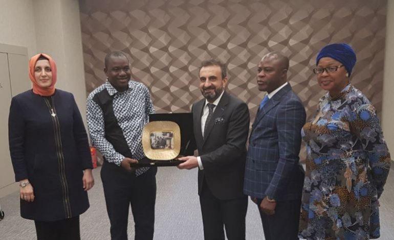Türkiye ve Gana arasındaki işbirliği fırsatları mercek altına alındı