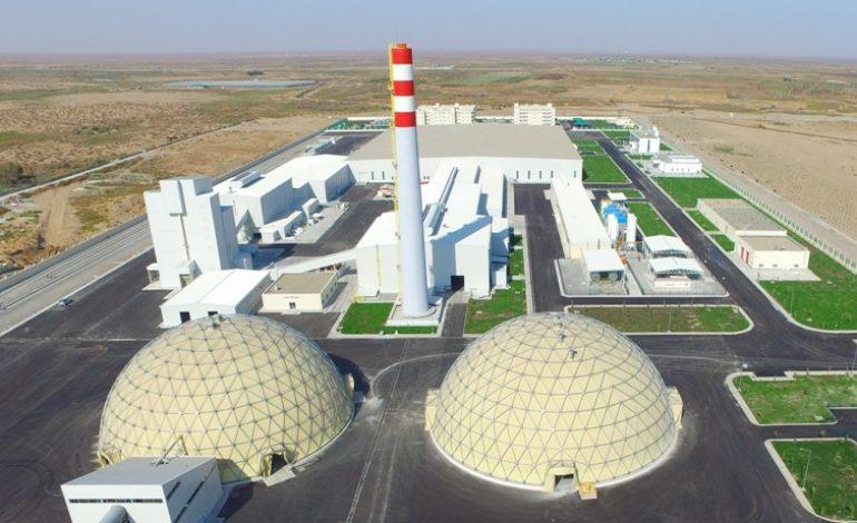 Tepe İnşaat Türkmenistan'da Orta Asya'nın En Modern Cam Kompleksine İmza Attı