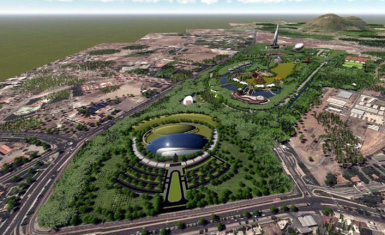 Türkiye'nin İlk Uçak Fabrikası, Central Park Oluyor