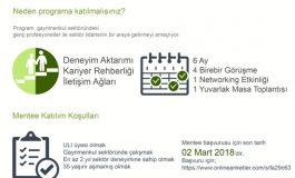 ULI Türkiye Young Leaders Mentorship Programı 2. Etap Başlıyor