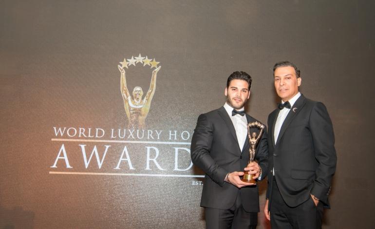 Dünyanın turizm Oscar'ı kabul edilen ödül LUX* Bodrum'a verildi