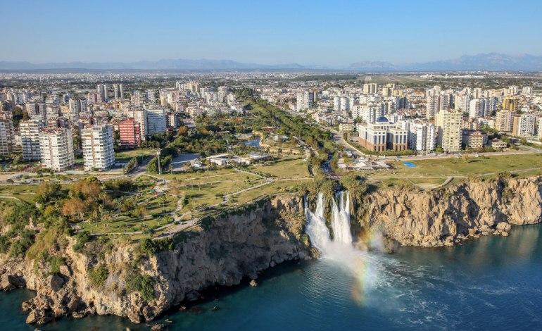 Yabancıya satışta Antalya ikinci sırada