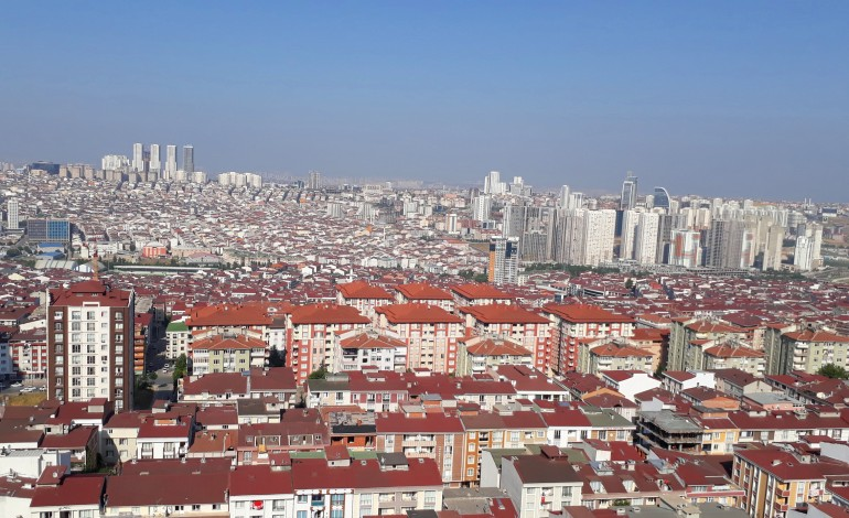 İstanbul yeşil alanda sondan birinci oldu