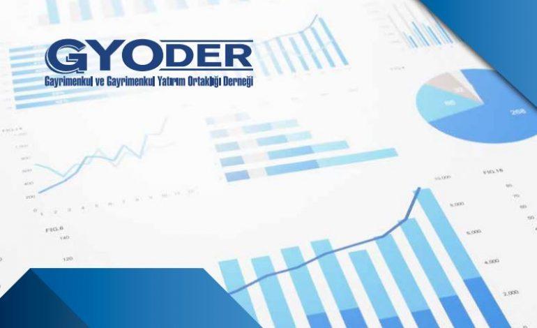'Gyoder Gösterge' Türkiye Gayrimenkul Sektörü 2017 4. Çeyrek Raporu' Yayınlandı