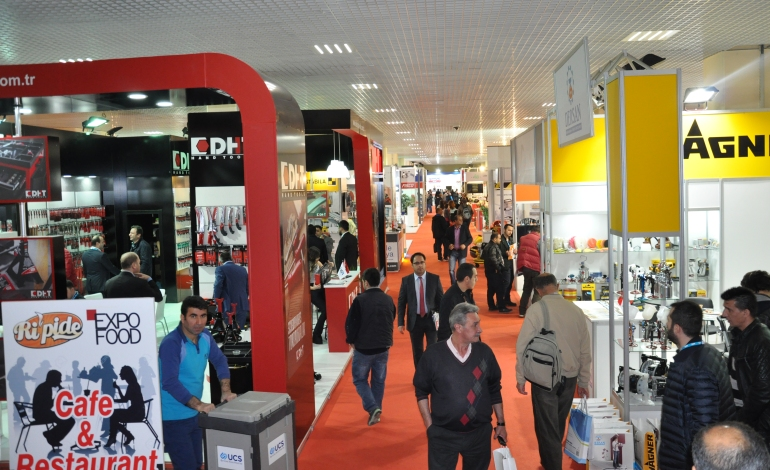 İstanbul Hırdavat Fuarı Düzenleniyor