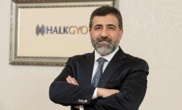 HALK GYO'nun 2018 yılı net kârı 395 milyon TL