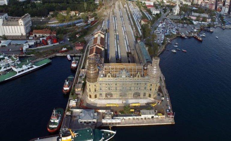 Marmaray'a 150 milyon euro ek finansman