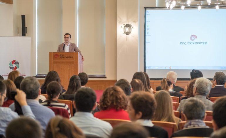 Koç üniversitesi Sürdürülebilir Kalkınma Konferansı Düzenledi