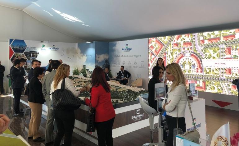 Emlak Konut GYO MIPIM 2018'de Türkiye Yatırım Fırsatlarını Anlattı