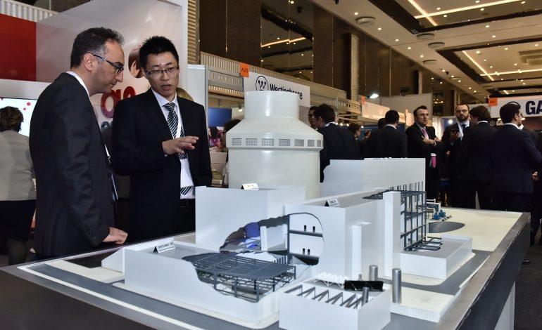 Uluslararası Nükleer Santraller Zirvesi ve Fuarı'nda 230 ticari eşleştirme görüşmesi yapıldı