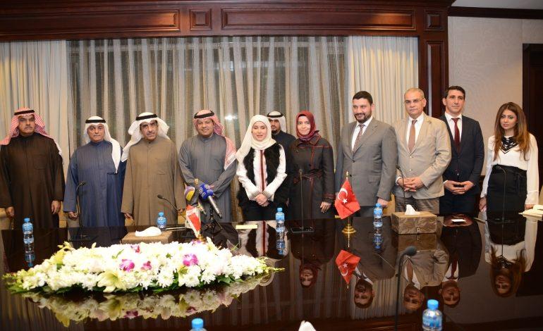 Polatyol, Kuveyt tarihinin en büyük projesinde dünya devlerini geride bıraktı