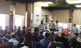 ÇEİS'ten 'Sıfır İş Kazası' Hedefi