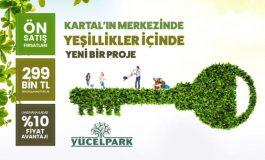 Teknik Yapı Yücel Park Ön Satışta