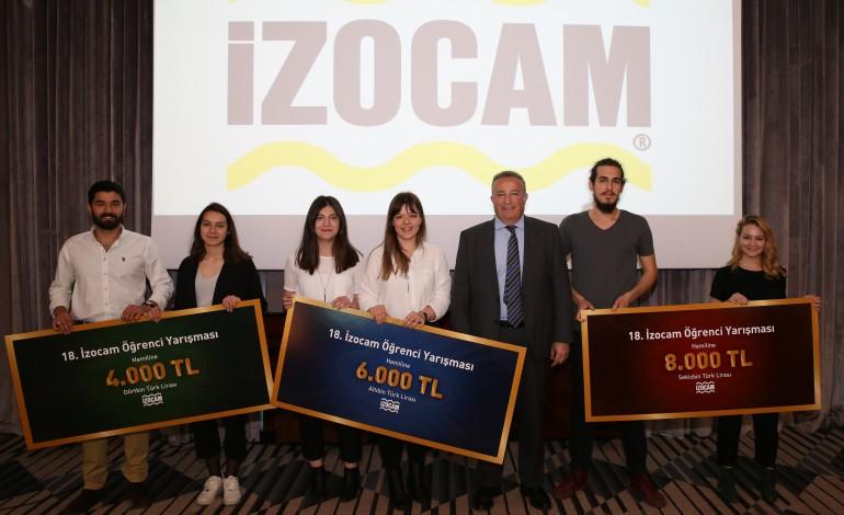 18. İzocam Öğrenci Yarışması kazananları belli oldu