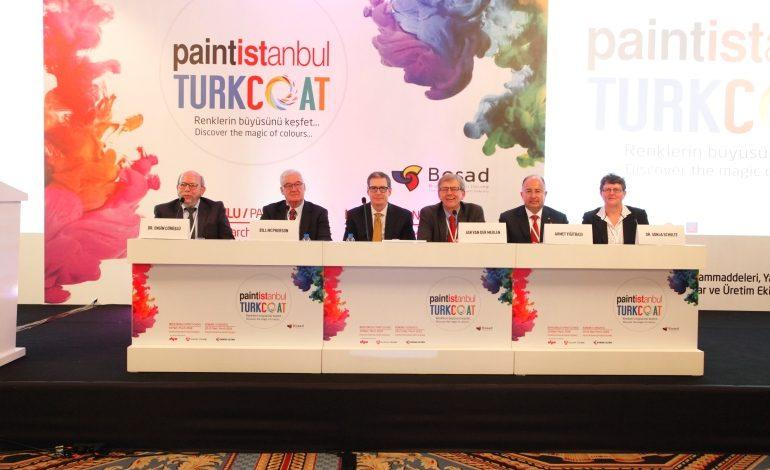 Paintistanbul&Turkcoat 2018 sektörün büyümesine katkı sağlıyor