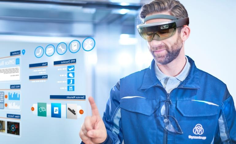 thyssenkrupp ve Microsoft işbirliğiyle küresel asansör endüstrisi dijitalleşiyor