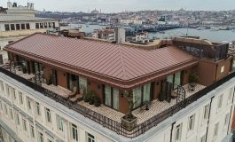 Tarihi Çeşme Hamamı ve 180 yıllık banka binası, yıllarca süren restorasyonla turizme kazandırıldı
