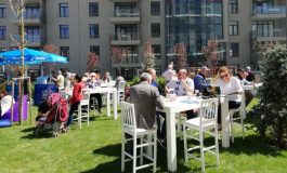 Park MOZAİK'te İlk Bahar Şenliği