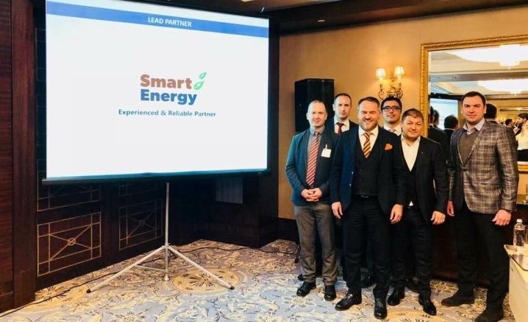 Smart Energy, uluslararası güneş enerjisi  platformlarında Türkiye'yi temsil ediyor
