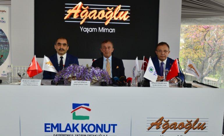 Ağaoğlu, İstanbul Uluslararası Finans Merkezi'ndeki Tek Rezidans Blokunu Satışa Çıkardı