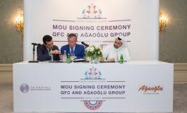 Ağaoğlu, Katar Finans Merkezi ile niyet mektubu imzaladı