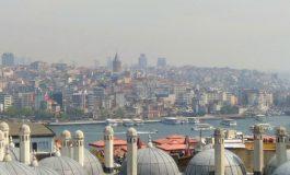 Beyoğlu'ndaki sıkıntılı binaların ölçümleri sürüyor