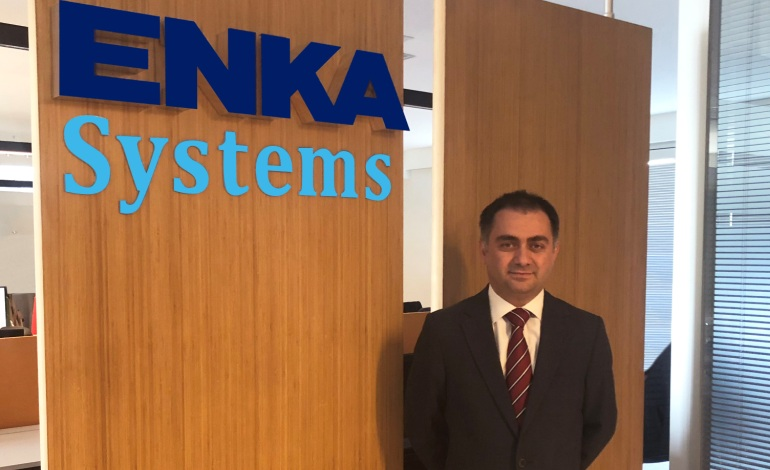 Enka Systems'a  yeni Genel Müdür Yardımcısı