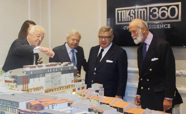 Lüksün patronundan Taksim 360 açılımı!
