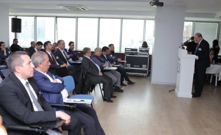 Türkiye Hazır Beton Birliğinin 31. Olağan Genel Kurul Toplantısı Yapıldı