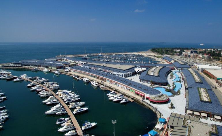 Viaport Marina'da Yelkenler Fora!