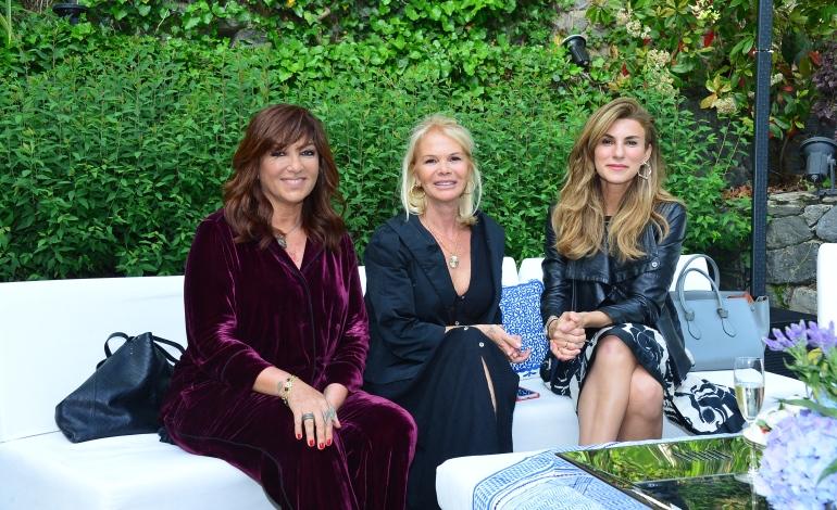 """Özlem Avcıoğlu, Nef """"Luxury Living""""in yeni projesi """"Nef Kandilli"""" için özel bir davet düzenledi"""