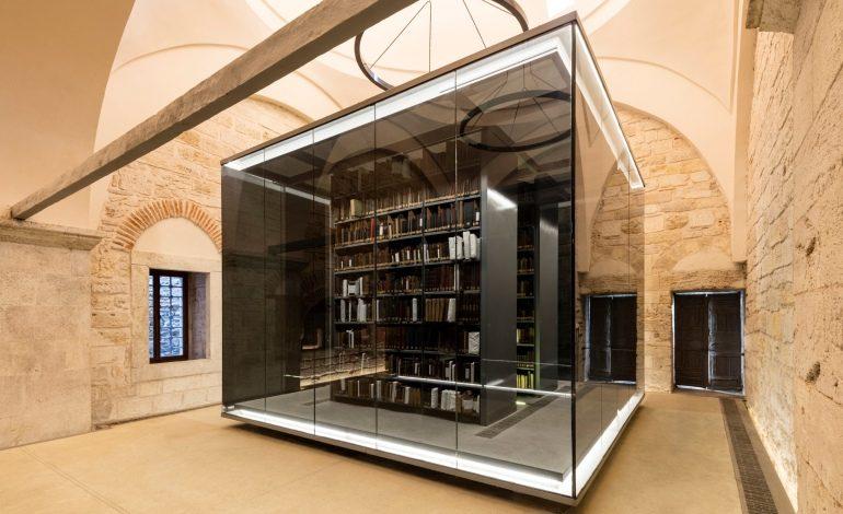 """Tabanlıoğlu Mimarlık, Beyazıt Kütüphanesi projesi ile  """"Olağanüstü Tarihi Yenileme"""" ödülüne layık görüldü"""