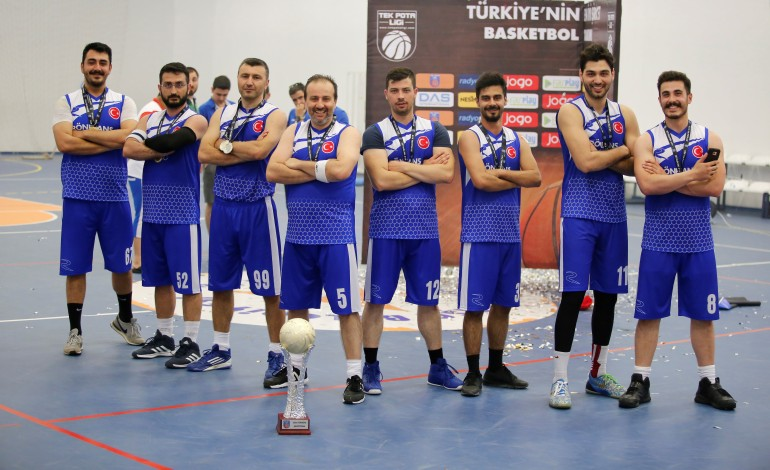 Tek Pota Ligi Türkiye Şampiyonu Rönesans Holding!