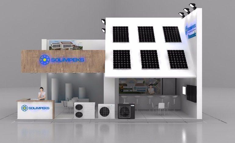 Solimpeks, Yapı Fuarı'nda Sektör Profesyonellerine Güneş Enerjisini Anlatacak